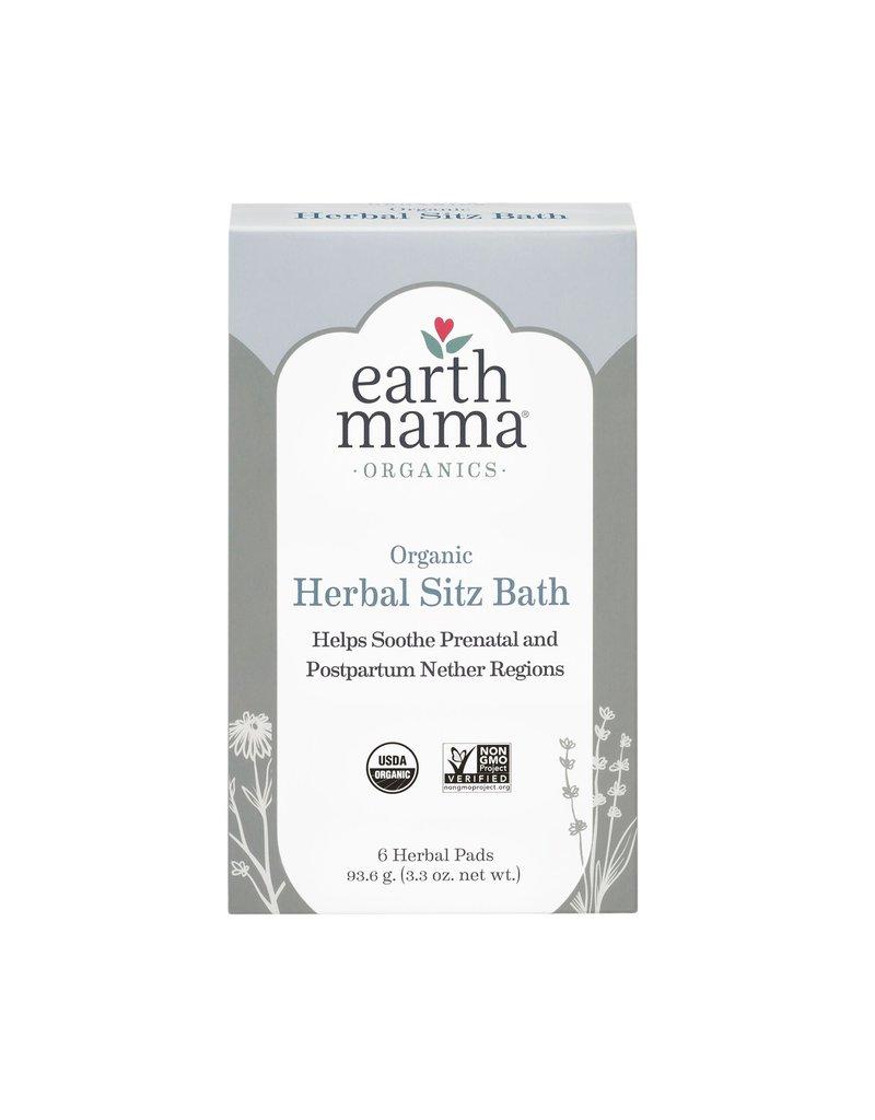 Earth Mama Organics Earth Mama Sitz Bath Pads