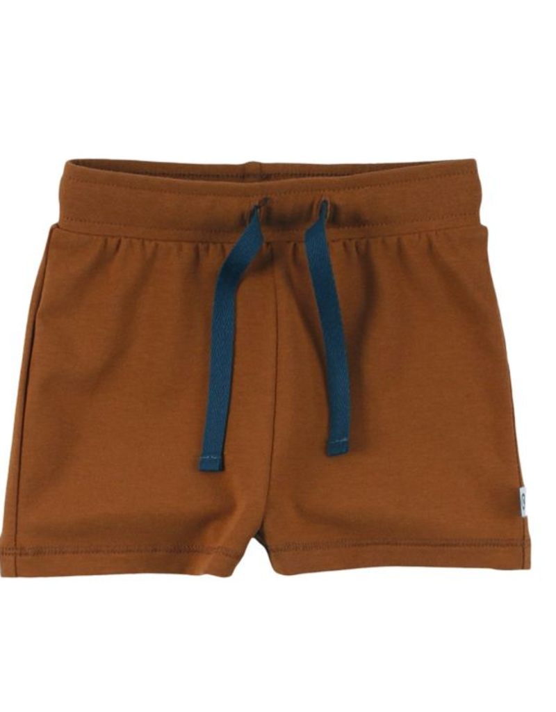 Green Cotton Musli Cozy Me Shorts