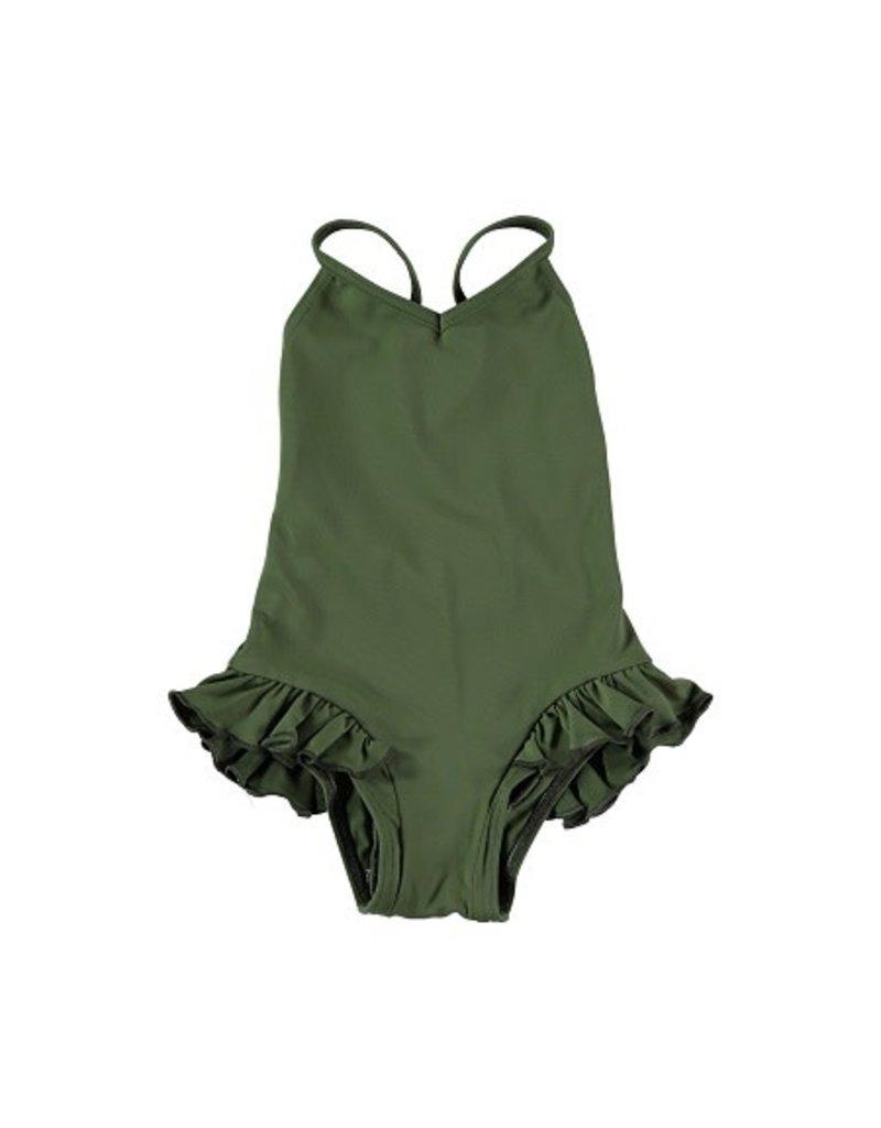 Curumi - Ruffled Bathing Suit