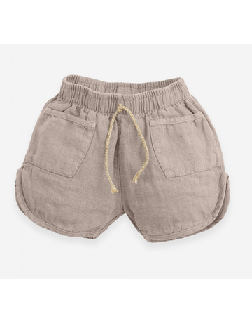 Play Up - Linen Shorts