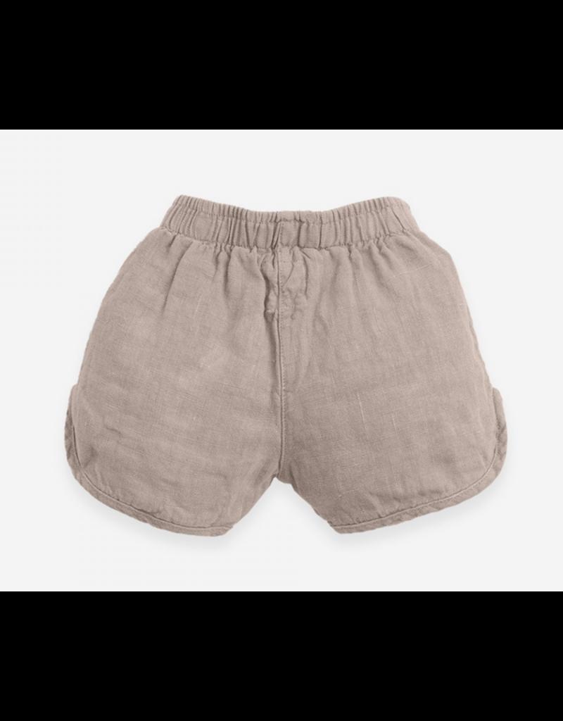 Play Up - Linen Shorts