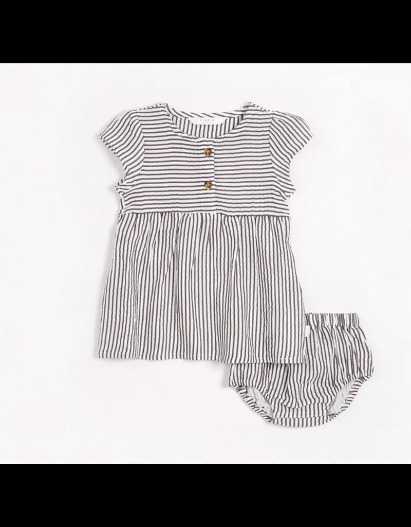 Petit Lem Petit Lem - Double Gauze Dress Set