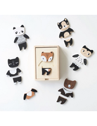 Wee Gallery Wee Gallery - Mix & Match Animal Tiles