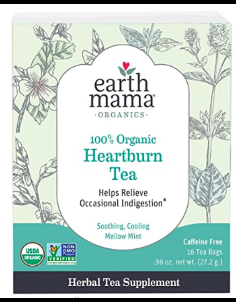 Earth Mama Organics Earth Mama - Heartburn Tea