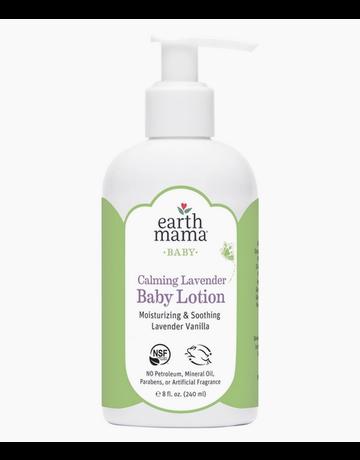 Earth Mama Organics Earth Mama - Calming Lavender Baby Lotion 8oz