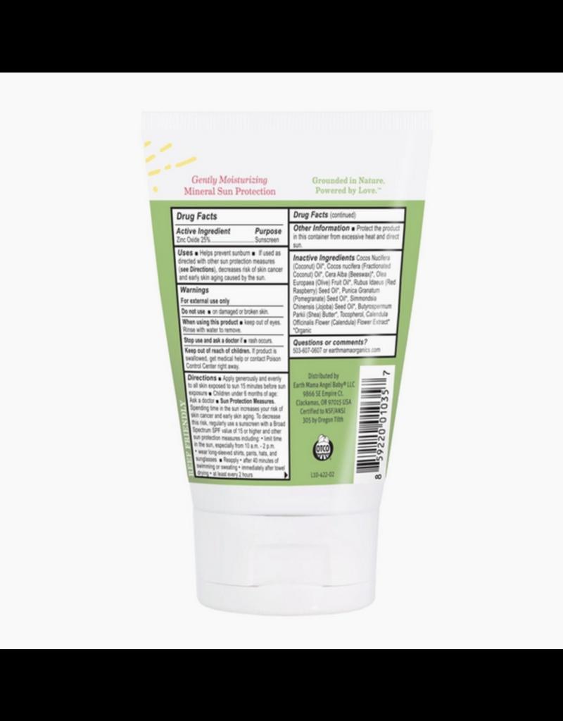 Earth Mama Organics Earth Mama - Baby Mineral Sunscreen SPF 40