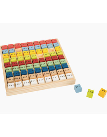 Legler USA Inc Small Foot - Multiplication Table