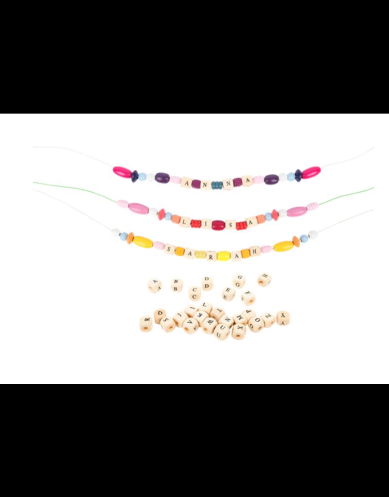 Legler USA Inc Small Foot - Threading Bead Candy Jars