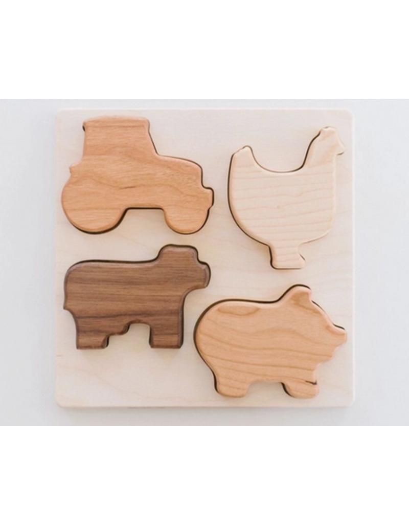 Bannor Toys Bannor Toys - Chunky Puzzle