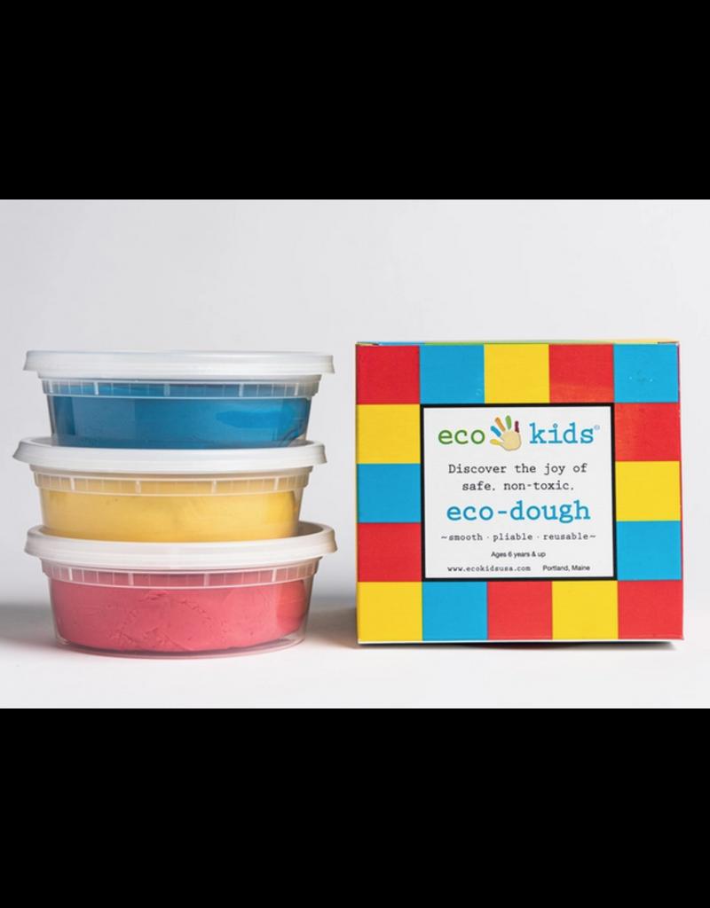 Eco Kids Eco Kids - Dough 3 pack