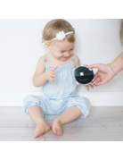Wee Gallery Wee Gallery Organic Taggy Ball with Rattle