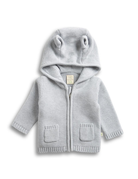 Tiny Twig - Knitted Hoodie