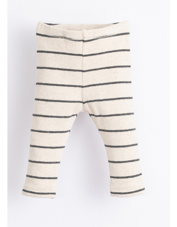 Play Up Play Up- Striped Jersey Leggings