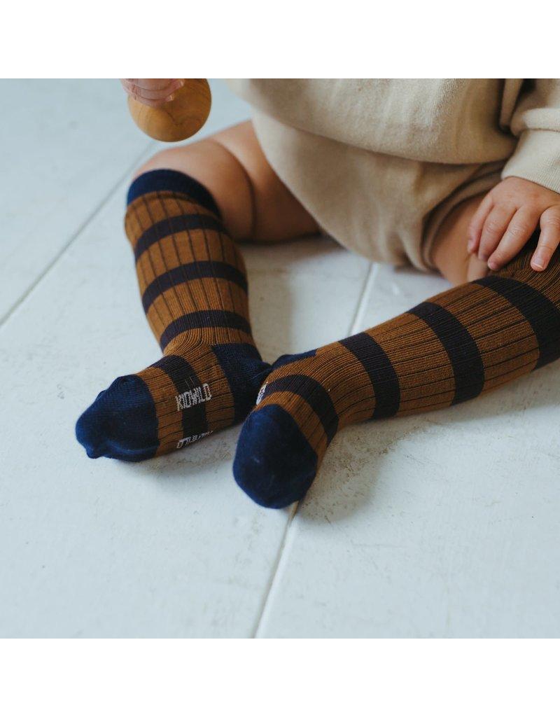 KidWild - Rib Knit Knee Socks