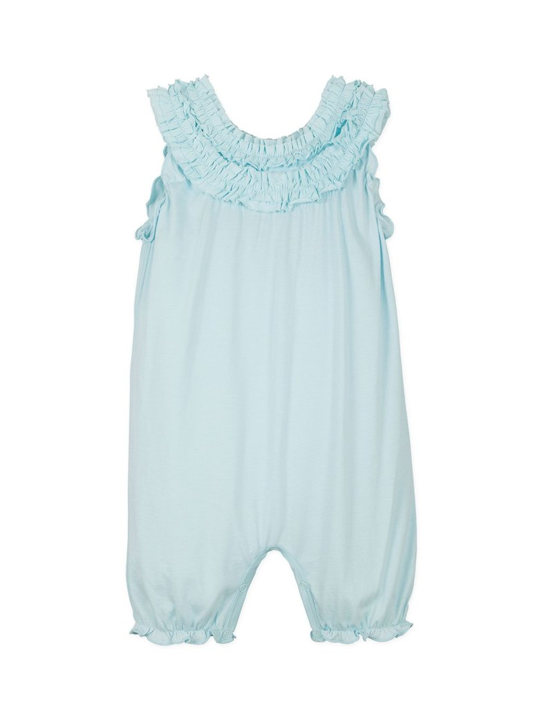 Feather Baby Feather Baby - Double Ruffle Romper