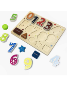 Begin Again - Number & Shape Puzzle