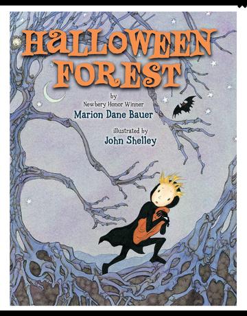 Halloween Forest Children's Book