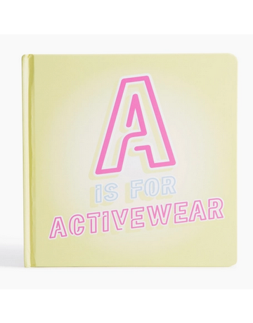 The Little Homie The Little Homie A is for Activewear