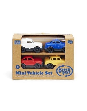 Green Toys Green Toys  - Mini Vehicle Set