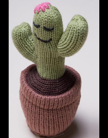 Estella - Organic Cactus Rattle