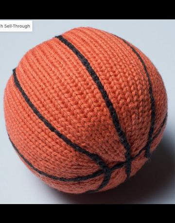Estella - Organic Basketball Rattle