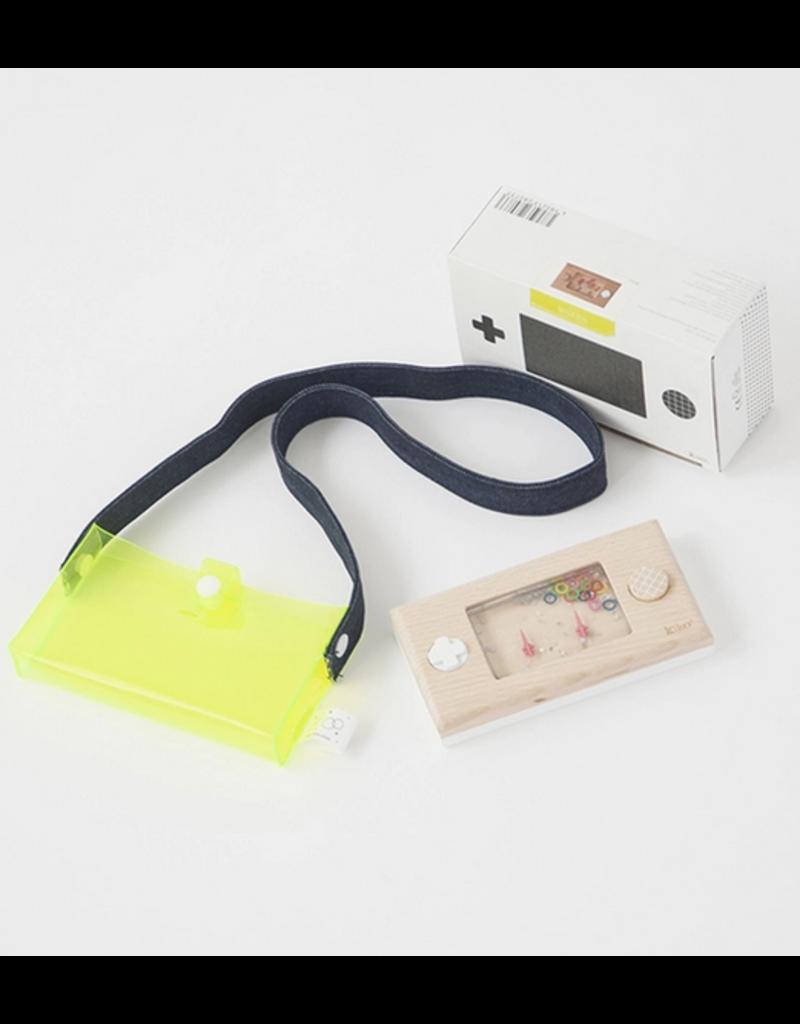 kiko gg Kiko+ & GiGi - Handheld Water Game Yellow