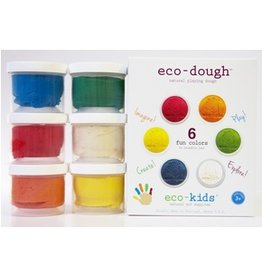 ECO KIDS Eco Kids - Eco Dough 6-Pack