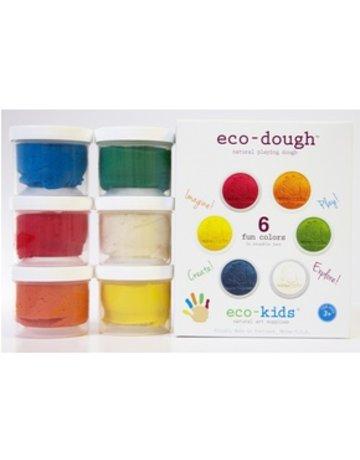 ECO KIDS Eco Kids - Eco Dough 6-Pack