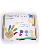 ECO KIDS Eco Kids - Stamp & Sidewalk Paint Kit