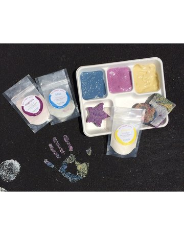 ECO KIDS Eco Kids - Stamp & Sidewalk Paint Kit