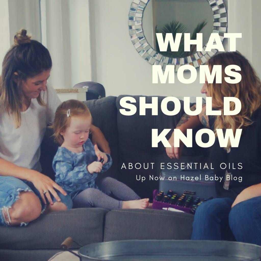 Why Moms Should Care about Essential Oils