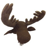 Fiona Walker Fiona Walker - Animal Heads Moose
