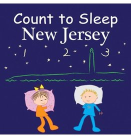 Our World Of Books Children's Book Count To Sleep