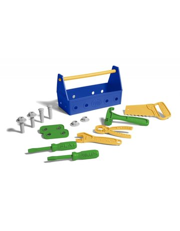 Green Toys Green Toys Tool Set Blue