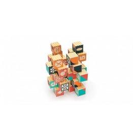 Uncle Goose Uncle Goose - Groovie Math & Patterning Blocks