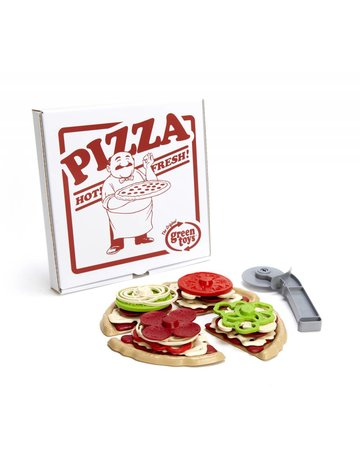 Green Toys Green Toys Pizza Parlor