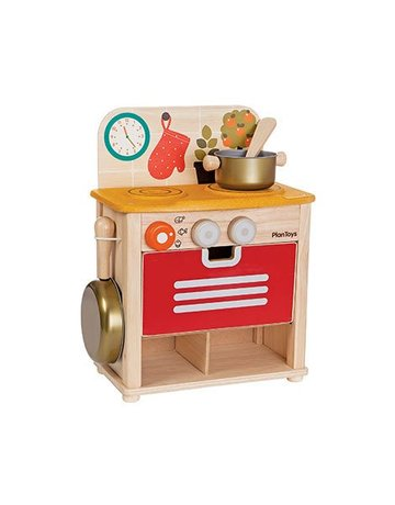 Plan Toys, Inc. Plan Toys - Kitchen Set