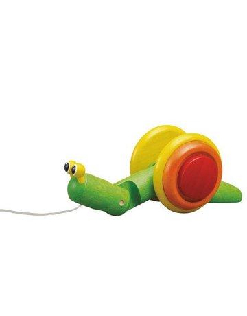 Plan Toys, Inc. Plan Toys Pull-Along Snail