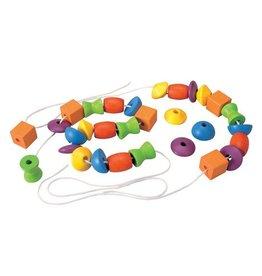 Plan Toys, Inc. Plan Toys - Lacing Beads 30