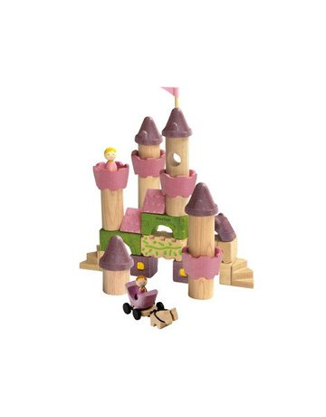 Plan Toys, Inc. Plan Toys - Fairy Tale Blocks