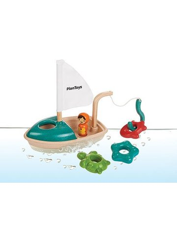 Plan Toys, Inc. Plan Toys - Activity Boat