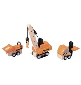 Plan Toys, Inc. Plan Toys - Construction Vehicles
