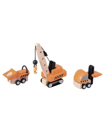 Plan Toys, Inc. Plan Toys Construction Vehicles