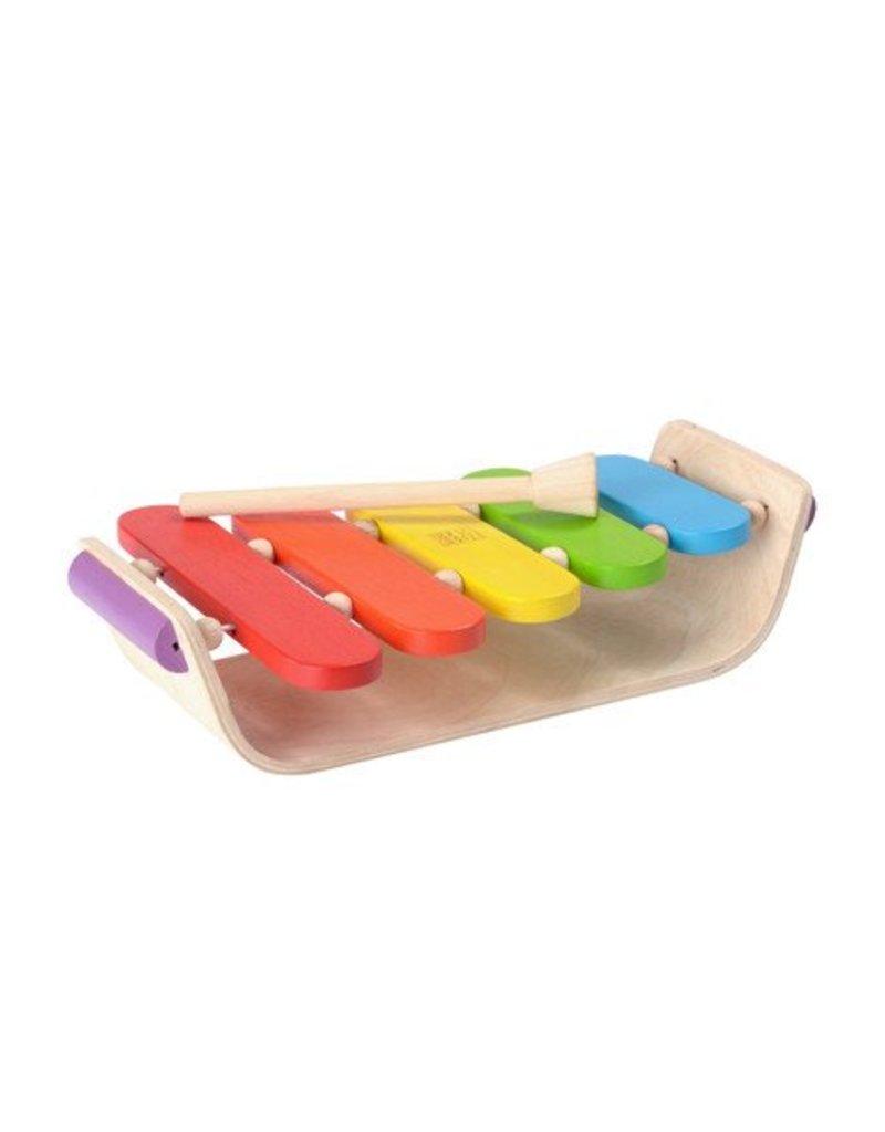 Plan Toys, Inc. Plan Toys Oval Xylophone