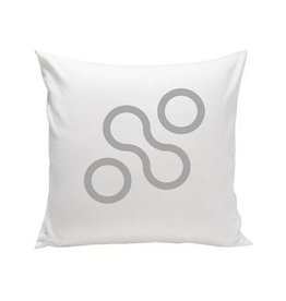 Spot On Square Spot On Square - Organic Twill Pillow