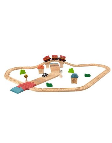 Plan Toys, Inc. Plan Toys - Road & Rail
