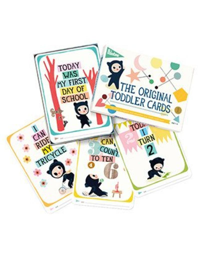Milestone - Toddler Cards