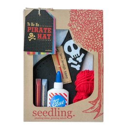 Seedling Seedling - Yo Ho Ho Pirate Hat