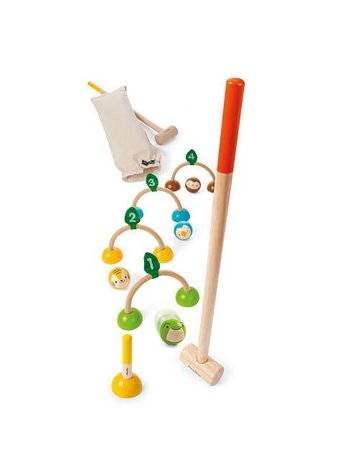 Plan Toys, Inc. Plan Toys - Croquet