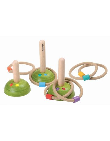 Plan Toys, Inc. Plan Toys Meadow Ring Toss